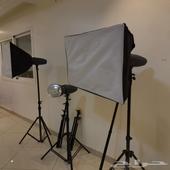 إضاءات تصوير للبيع