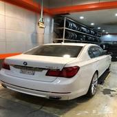 2014 BMW 740 بي ام دبليو 740 لارج