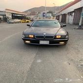 للبيع بي ام 740 1997