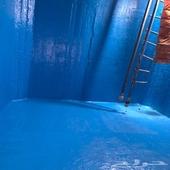 شركة كشف تسربات المياه وعزل الاسطح والخزانات بالضمان