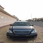 مكه المكرمه لكزس 430 2004 سعودي