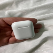 سماعات ابل إير بودز الاصدار الأول airpods apple أصليه