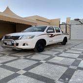 هايلكس 2014 GL.X سعودي (مخزن )