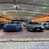 معرض الفهيدي لكزس ES 350 سعودي 2019