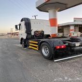 شاحنه راس فولفو FHموديل2007 الحجم440