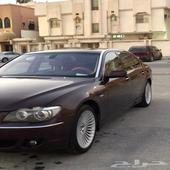 2007 BMW 730 للبيع بي ام دبليو