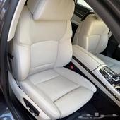 BMW 750 LI مخزن وارد سعودي 2013