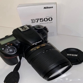 كاميرا نيكون Nikon D7500