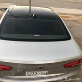كيا - حالة السيارة  مستعملة