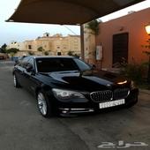 بي ام دبليو 730 موديل 2012 BMW