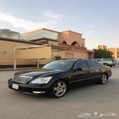 لكزس ls 430 سعودي