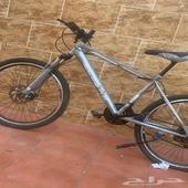 دراجة جبليه نضيفه