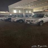 للبيع اربع سيارات داتسون موديل2014و2008و 2010 دبل و 2006