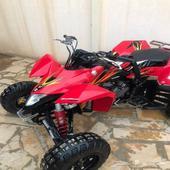 z450 2009 احمر