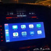 قطعة كار بلاي لتحويل شاشتك الى ايفون CarPlay