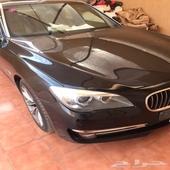 BMW موديل 2015 الفئة السابعة