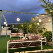 استراحه البستان للايجار _الطائف بجوار المطار