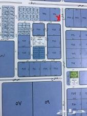بيع ارض في مخطط الامراء 2