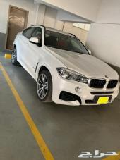 BMW-X6-2018-فل-مواصفات خاصة مع ضمان وصيانة