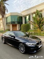بي ام دبليو BMW 540 2019 الناغي Msport