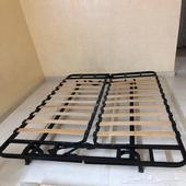سرير من ايكيا ومغسلة جديدة للبيع