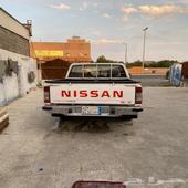 ددسن 2004 ماشي 521000 بدي وكاله يوجد رش في باب واحد المحركا