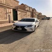 لكزس es350 2017 سعودي