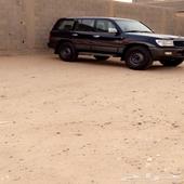 حفر الباطن - السيارة  لاندكروزر