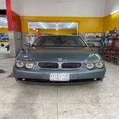 BMW 2004 735Li