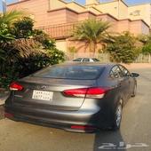 سيارة كيا سيراتو 2018 Kia نظيفة ومشدودة للبيع
