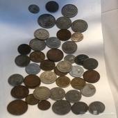 عملات معدنية قديمه