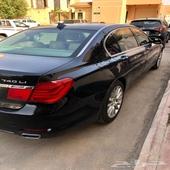 BMW الفئة السابعة 2011
