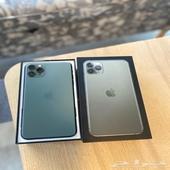ايفون 11 برو ماكس 256 GB   مع ابل كير حتى 9  2021