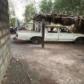 داتسن قديم ينفع سيارة مزرعه