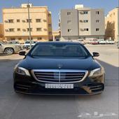 الرياض - السيارة  مرسيدس -  S450