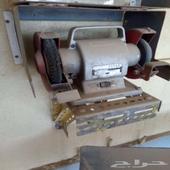 معدات الورشة مستعملة وجديدة