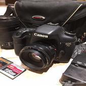 كاميرا كانون 7 دي ( الرياض )