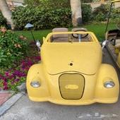 جولف كار golf car