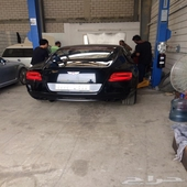 international motor service centre specialist  of Porsche