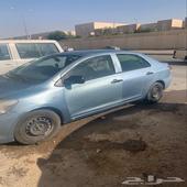 للبيع سيارة يارس موديل 2013