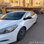 للبيع سياره كيا 2015