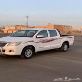 هايلوكس 2015 سعوديه فل كامل للبيع