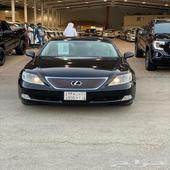 لكزس موديل  2009 سيارة وارد امريكي