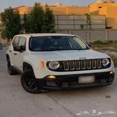 جيب رينيجيد 2016 ابيض Jeep renegade