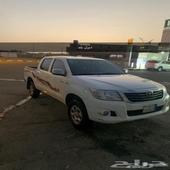 هايلوكس دبل ديزل 2012 سعودي