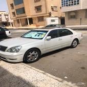 جده - السيارة  لكزس - LS