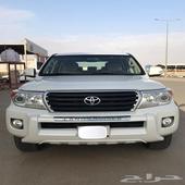 لاندكروزر GXR ديزل 2012 سعودي