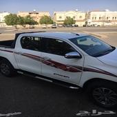 هايلكس 2016 دبل سعودي