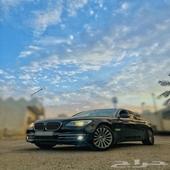 BMW LI730 2014 سعودي