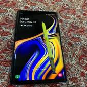 جالكسي نوت 9 للبيع   Galaxy note 9